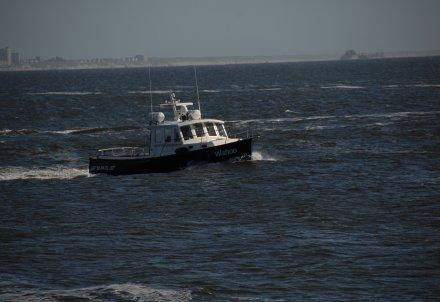 De charter vissersboot Wahoo van Sport Fishing Company