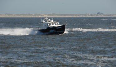 Onze boot de Wahoo