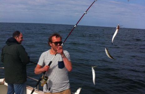 Vangstberichten 21 juni 2014