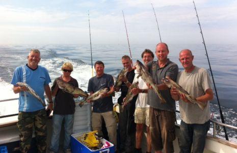 Vangstberichten 30 juli 2014