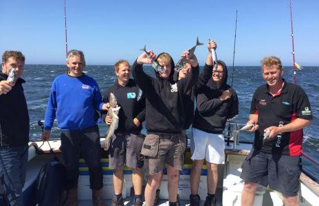 Vangstberichten 6 juni 2016