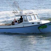 Maak kennis met onze nieuwe boot: de Mahi