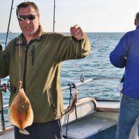 NIEUW… bij The Sport Fishing Company: scholvissen vanuit IJmuiden