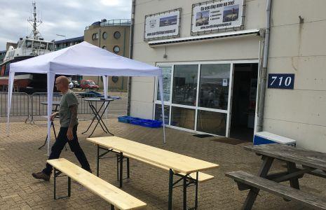 Opening SportFishing Company Shop